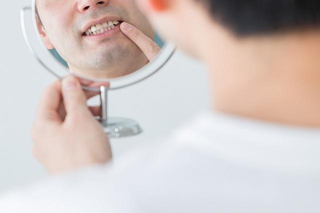 歯が原因で起こる身体のトラブルを防ぎます。